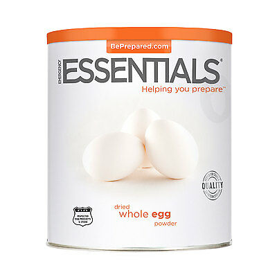 Dehydrated  Egg Powder, Whole can