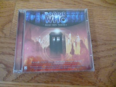 Doctor Who Short Trips Vol 1 (Big Finish audio drama cds)