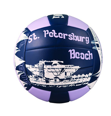 Spalding Volleyball Soft Sand Outdoor St. PetersburghOutdoor EVA Composite Cover