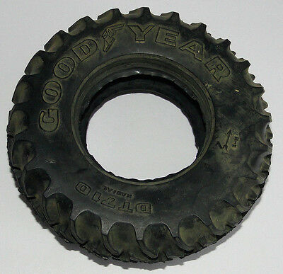 LG VINTAGE  Goodyear DT 710 Radial Tractor Tire Ashtray