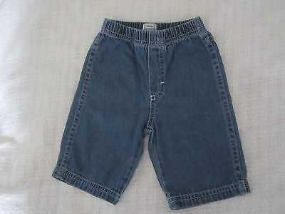 "Baby Boy GUESS JEANS 0-3 Months  ""NEW"""