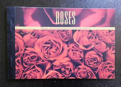 AUSTRALIA - 2005 Roses, Special Occasion Prestige Booklet, No.2, mint MNH MUH