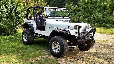 1993 Jeep Wrangler SPORT 1993 JEEP WRANGER SPORT. VERY SOLID,AND CLEAN. ((LOW MILEAGE)) CLEAN CARFAX