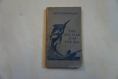 Hemingway - Old Man &the Sea - Special Student's Edition PAPERBACK RARE, 1st ED?