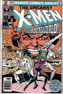 The Uncanny X-Men #146 (Jun 1981, Marvel)