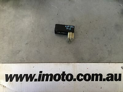 Used Electrical Cdi Off A Honda Cb250Rs Cb