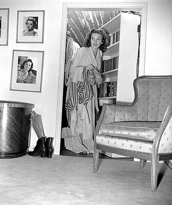Judy Garland Stepping Out Of A Room Candid  8X10 Photo 10