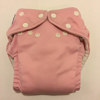 Fuzzibunz One Size Pocket Cloth Diaper Adjustable With 2 Inserts (A27)
