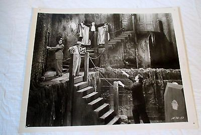 8x10 movie still photo Abbott&Costello Meet Frankenstein