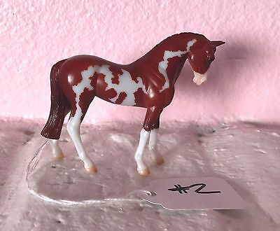Breyer SM Stablemate Chasing The Chesapeake SR Cecil 200 produced #2