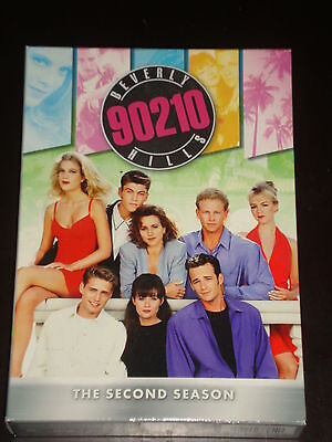 DvD Beverly Hills 90210 SECOND SEASON Complete, Shannen Doherty Jason Priestley