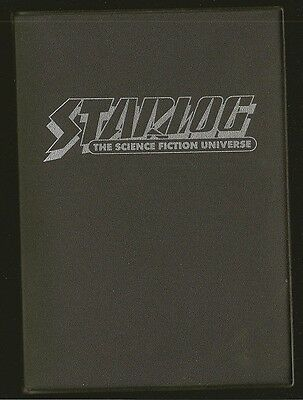 1993 Starlog Commemorative Card Set of 62 in Album