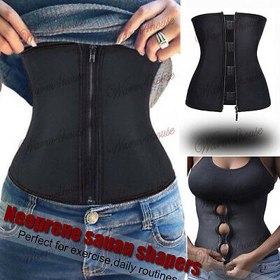 Women's Waist Trainer Sliming Shaper Body Shapewear Underbust Cincher Tummy Belt