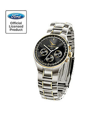 Ford Falcon Golden Generations Watch with Falcon Emblem