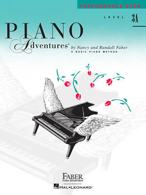 Piano Adventures - Performance Level 3A - Nancy & Randall Faber -FF1089