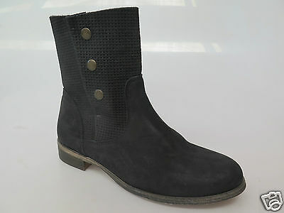 CLEARANCE - Beltrami - new ladies leather ankle boot size 37