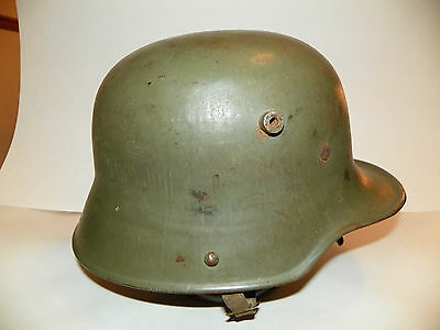 M16 Helmet in Super Nice Condition w/original chinstrap & liner. Si. 66 marked