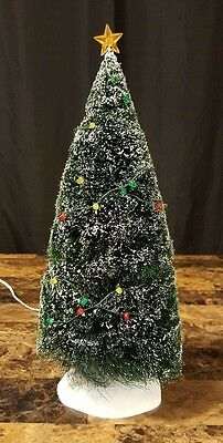 Department 56, Village Lighted Town Tree
