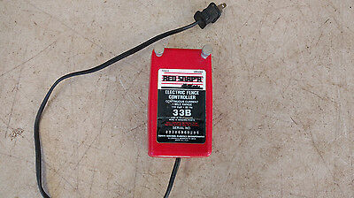 ZAREBA Red Snap'r Snaper 1 Mile Electric Fence Controller Charger Energizer 33B