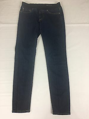 AG Adriano Goldschmied Maternity Jeans Mid-rise Ankle Skinny Size10 30x29