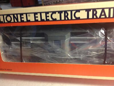 O SCALE Lionel 6-19726 NEW YORK CENTRAL BAY WINDOW CABOOSE-MODERN- EXCELLENT