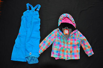 Roxy Snow Jacket & Pants (Children's / Girls)