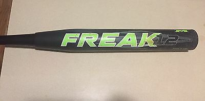 Miken Freak 12 Maxload Fb12Mu Softball Bat Usssa 26Oz
