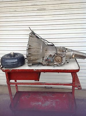 Automatic transmission V8 gearbox falcon