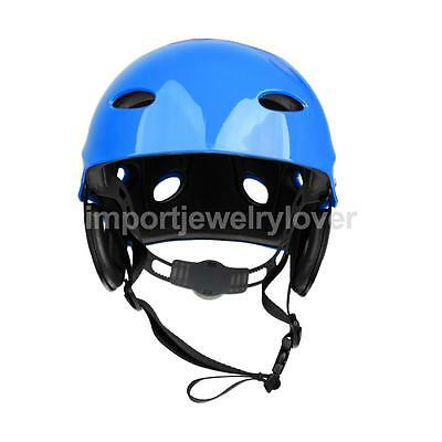 Safety Water Sports Helmet Wakeboard Canoeing Surfing Kayak Boating Hard Hat