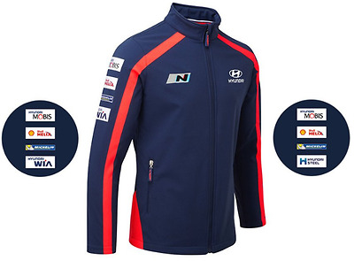 Hyundai WRC i20 Woman's Softshell Jacket
