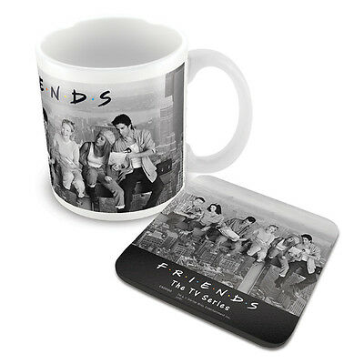 Friends TV Series Skyscaper Coffee Mug and Coaster Set MGCS00073