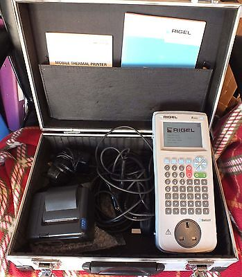 Rigel 288 Biomed PAT Tester (used)