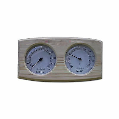 Thermometer and Hygrometer For Sauna Equipment And Accessories Sauna Room