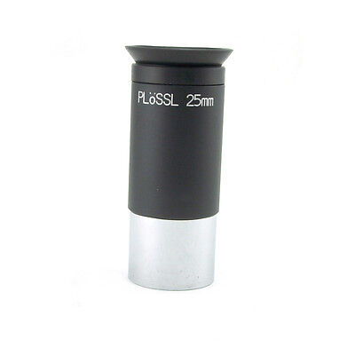 Visionking 1.25 inch 31.7mm PLOSSL 25mm Multicoated Eyepiece Lens for Astronomy