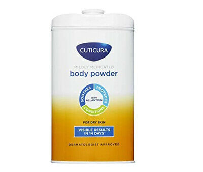 Cuticura Mildly Medicated Talcum Powder 250 g