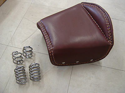 Pillion Sprung Seat And Springs