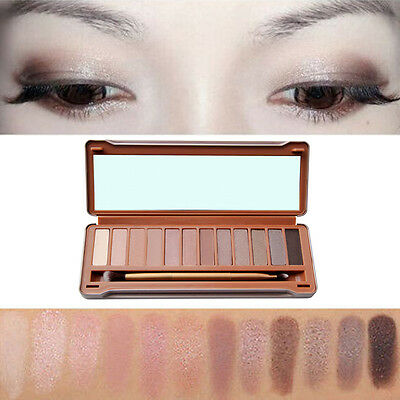 Technic Naked Natural Eyeshadow+Contour Sevenparty Cream Concealer Makeup Kit