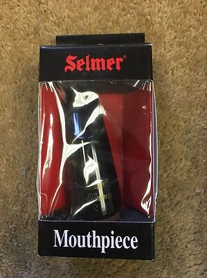 Selmer Goldentone #2 Bb Clarinet Mouthpiece NEW