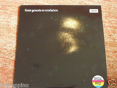 "Genesis ""from Genesis To Revelation"" Lp Vinile"