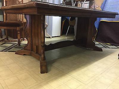 extension table and 6 chairs wellington furniture co