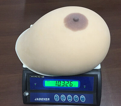 20KG Large Simulation Silikonbrüste Realistic Waterdrop Boobs for Crossdresser