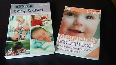 Pregnancy And Birth To Baby Books