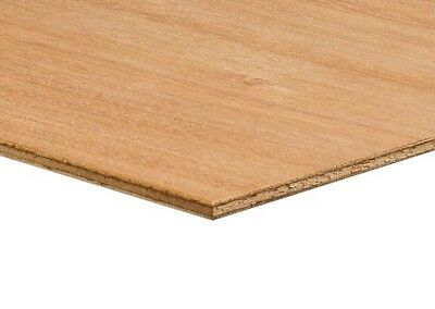 6mm Smooth Far Eastern Exterior Ply / Plywood 4ft x 2ft