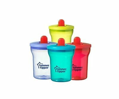 Tommee Tippee  200ml  Freeflow First beaker  4m+  various colours   bpa free