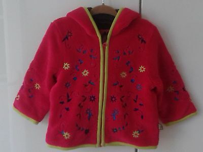Bright and Cute Baby Girl Jacket Me Too Danish Design