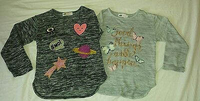 girls tops size 5-6 years