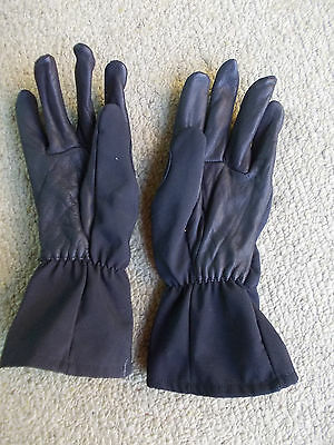 Army GLOVES 38% LEATHER Size S Men's. Combat Inners RAInf. Gulf Iraq Afghanistan