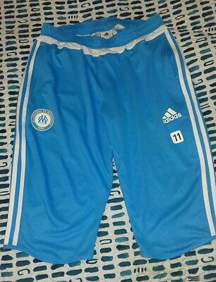 no maillot om short porté match worn