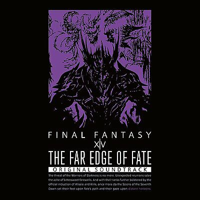 THE FAR EDGE OF FATE: FINAL FANTASY XIV ORIGINAL SOUNDTRACK Blu-ray