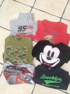 Lot Tee Shirt 3 Ans
